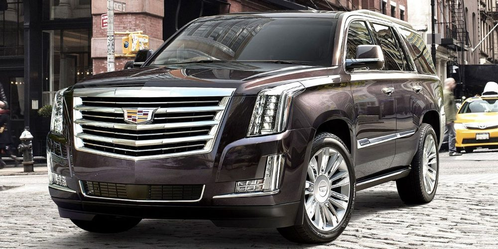 Not as Cool As Tom Brady's Escalade But Still Cool Escalade | ELCO Cadillac | Ballwin, MO